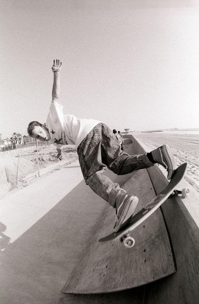 Danny Sargent, Venice 1989