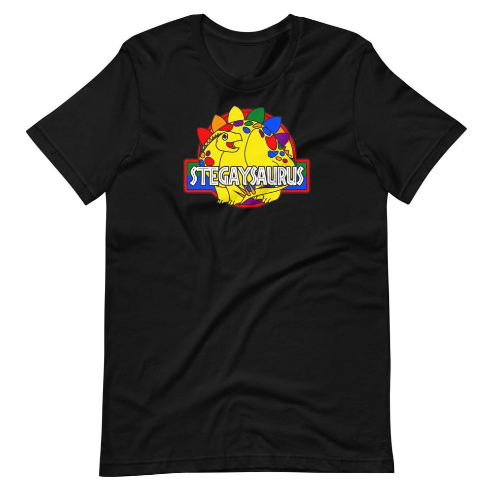 Stegaysaurus T-Shirt
