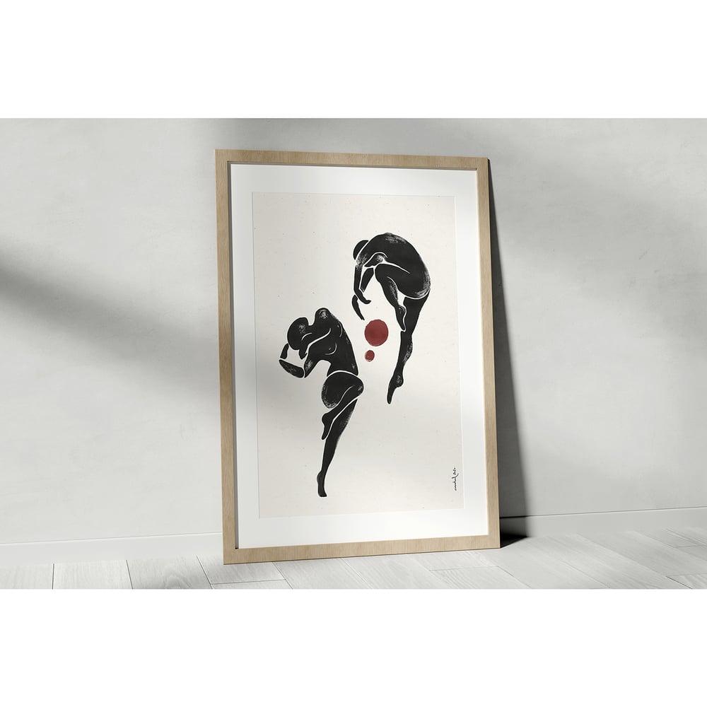 """Image of Fine Art Print  """"No Title"""" (40 x 50 cm)"""