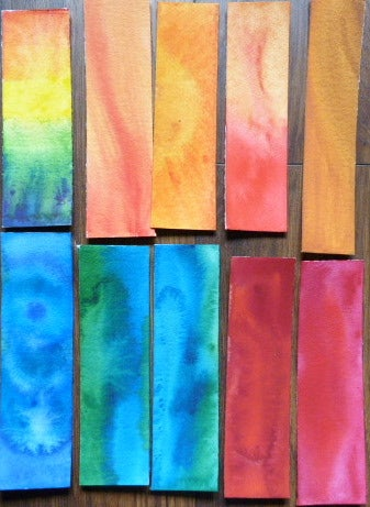 Image of Hand Painted Book Marks - Click For Details
