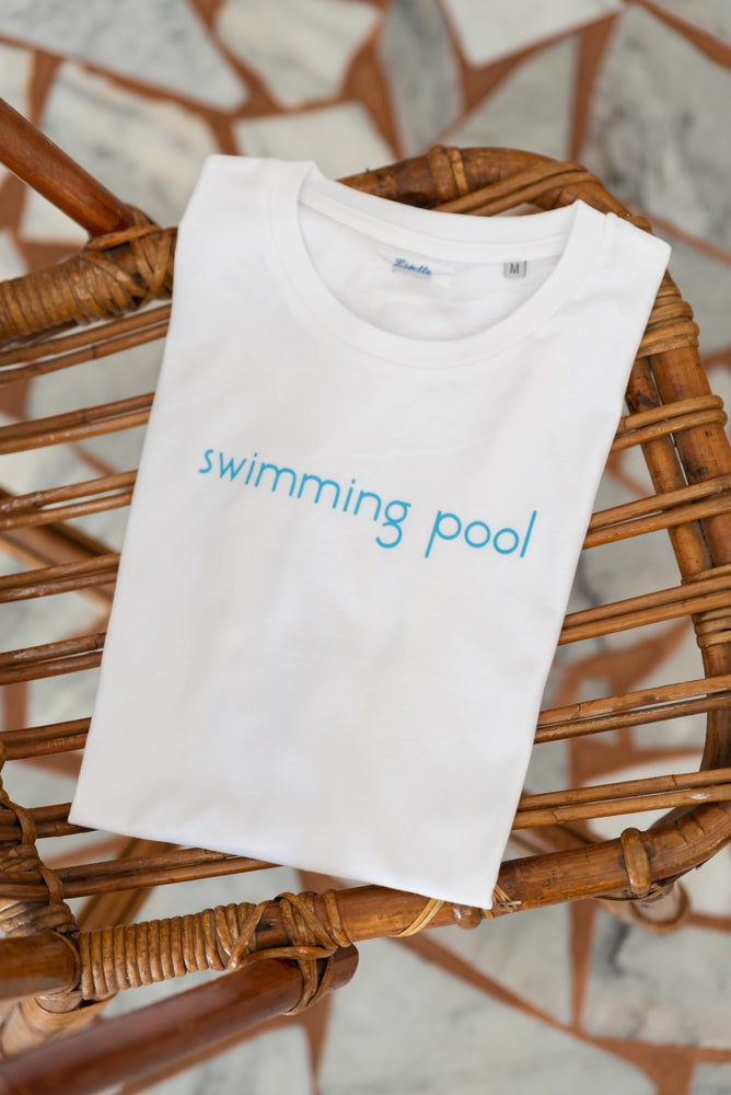 Image of Tee-shirt Swimming pool