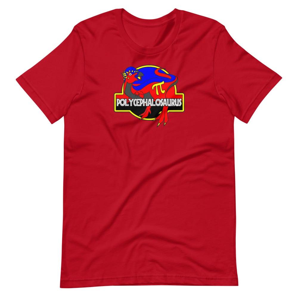 Polycephalosaurus T-Shirt