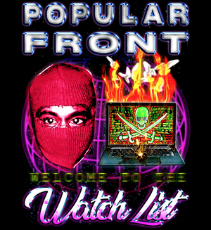 Image of Watchlist Gang T-shirt