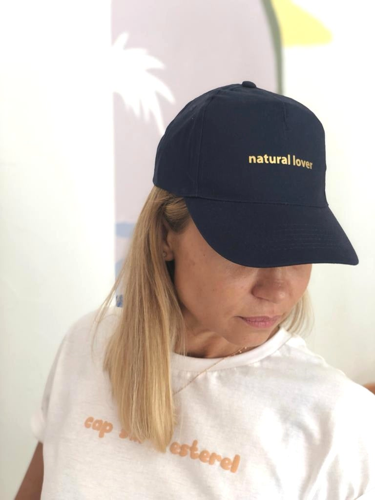 Image of Casquette natural lover - lisette