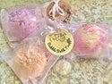 Bubble Bath Truffles with Surprise Inside