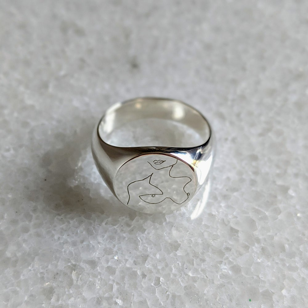 Image of Boobs Ring