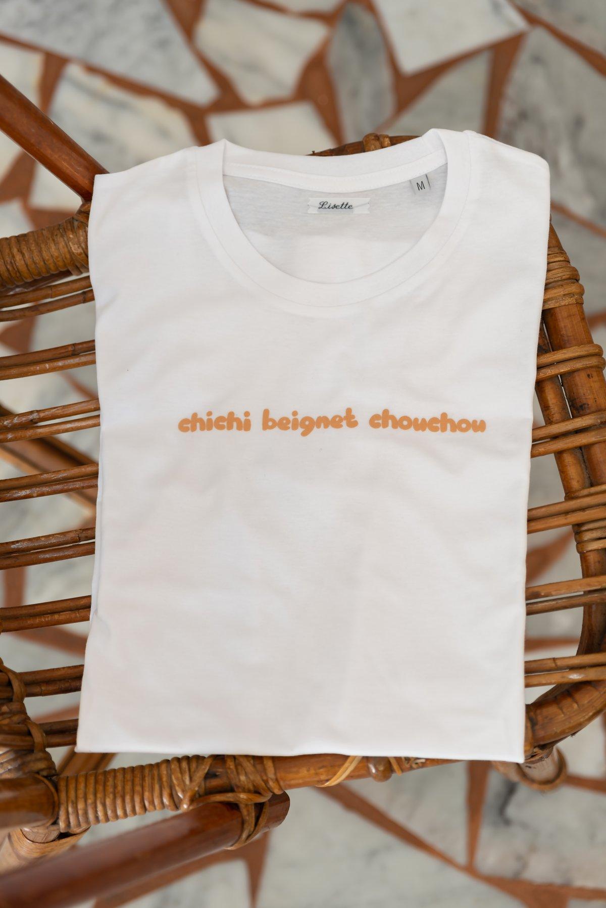 Image of Tee-shirt Chichi beignet chouchou