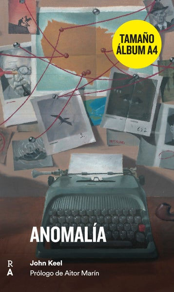 Image of Anomalía