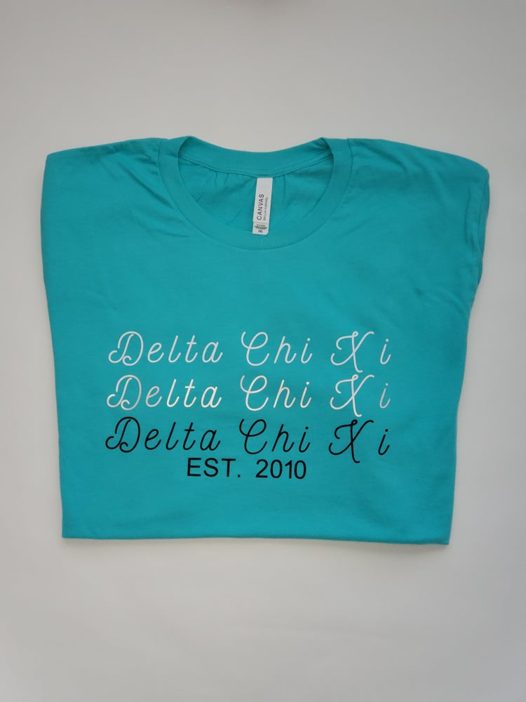 Image of Delta Chi T-Shirt