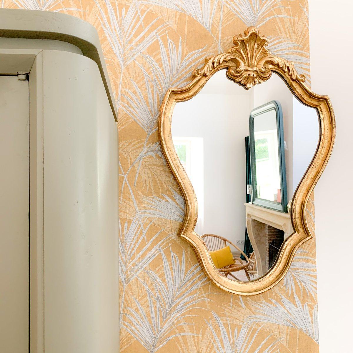 Image of Miroir Doré Palm