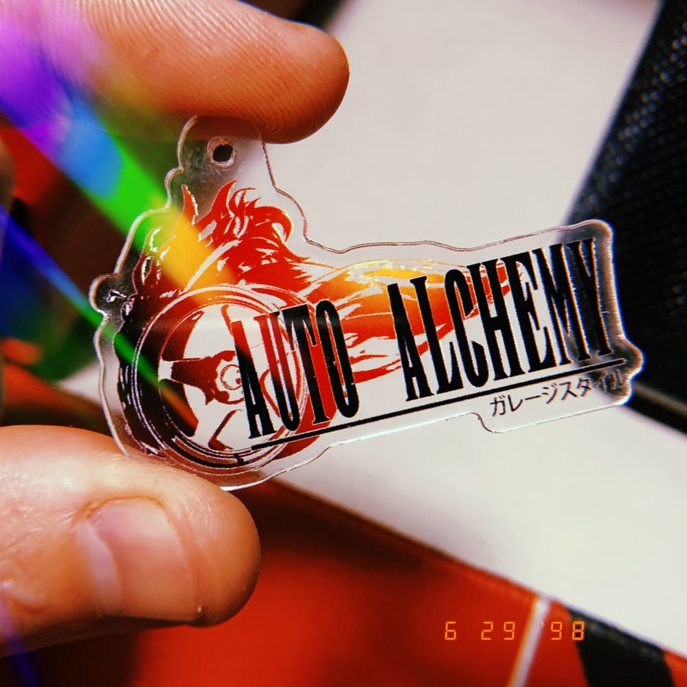Image of Final Keychain