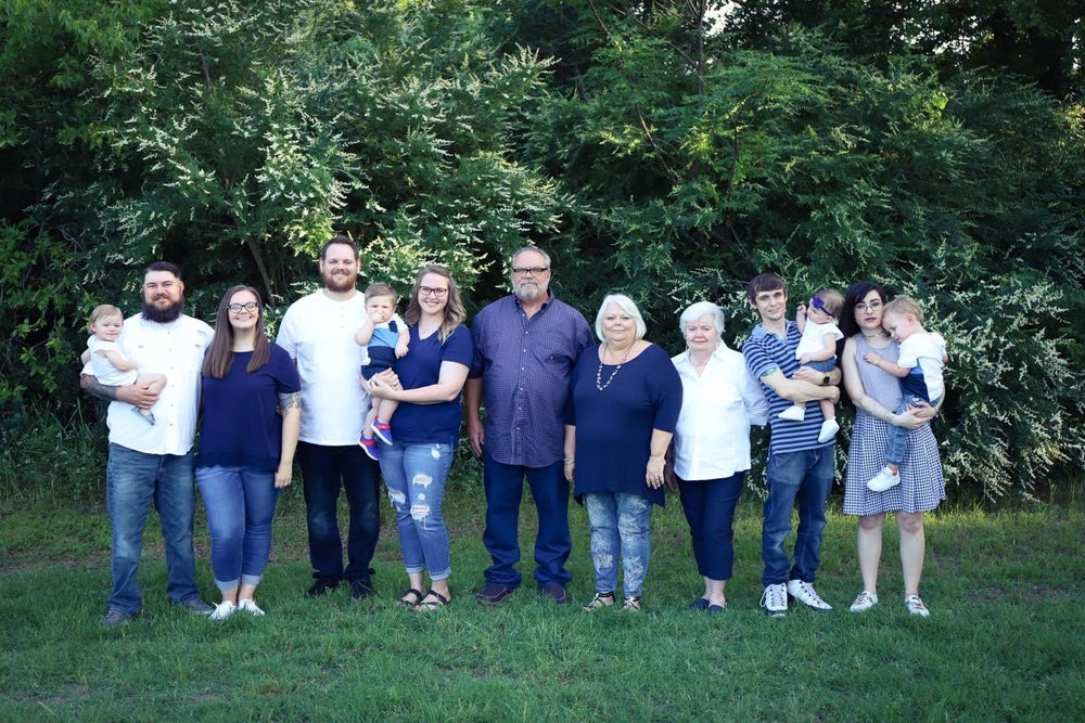 Image of Multi-Generational Session | Large Family Session
