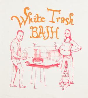 """""""White Trash Bash"""" Tee"""
