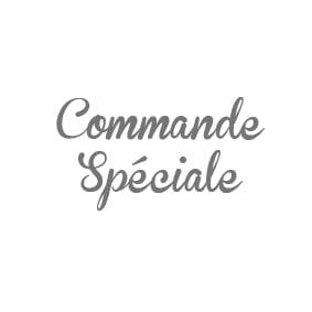Image of Commande spéciale Romina