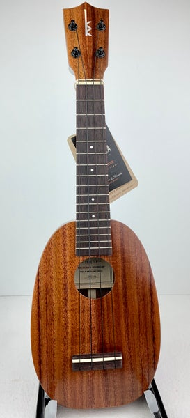 Image of Kamaka Pineapple Solid Koa Ukulele Model HP-1