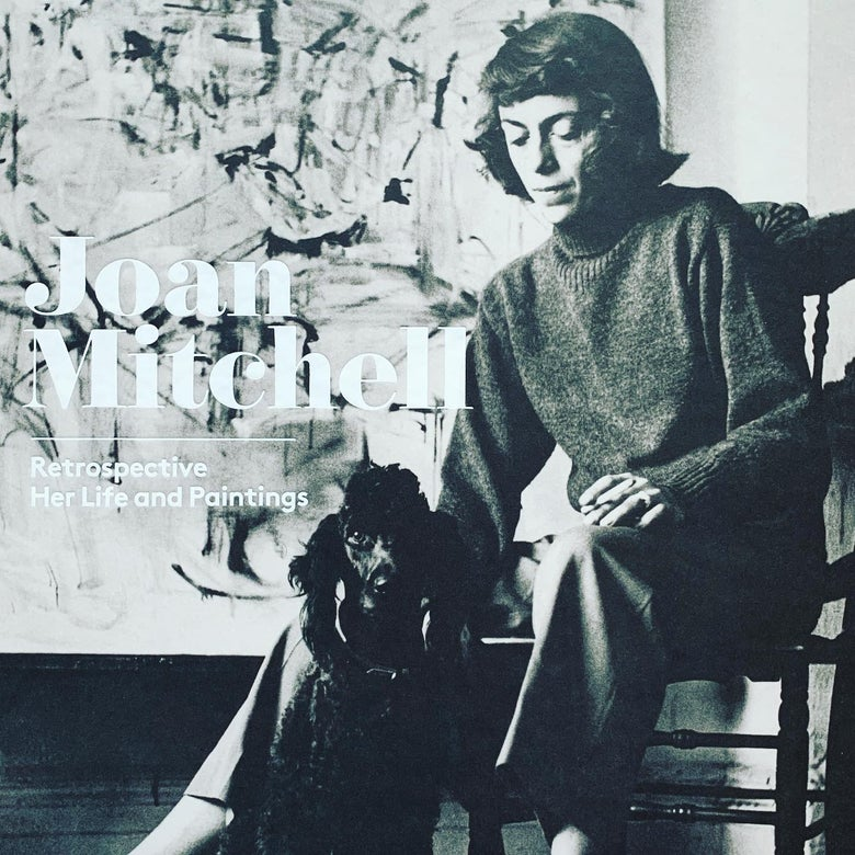 Image of (Joan Mitchell) (Retrospective Her Life and Paintings)