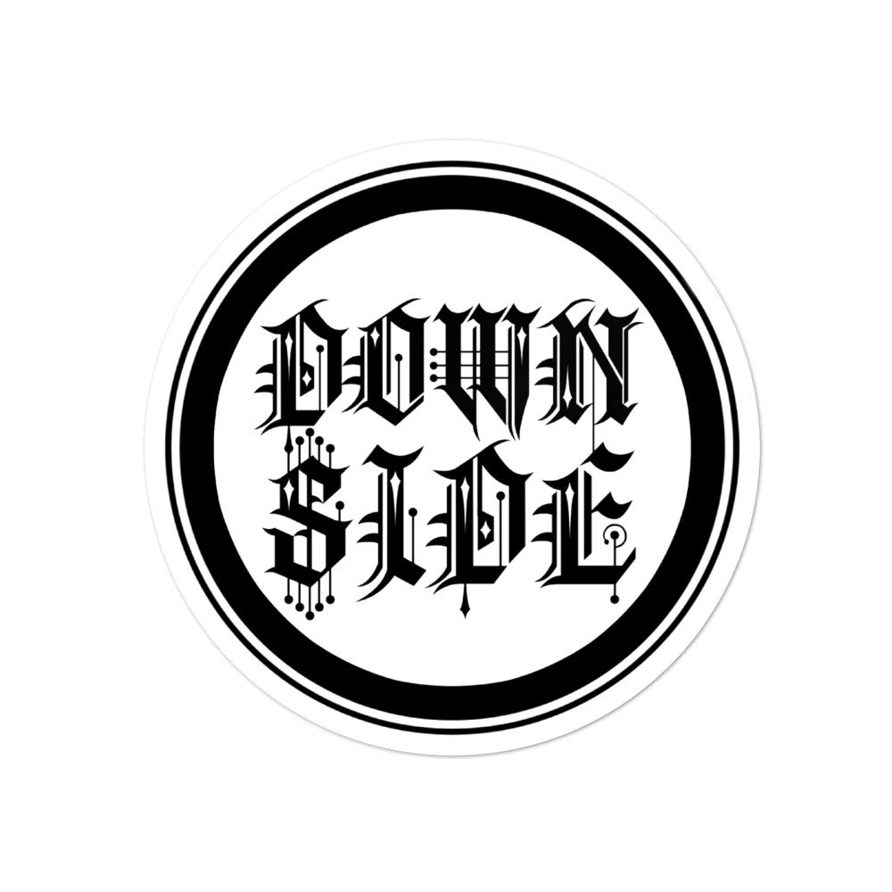 Image of Downside Stickers