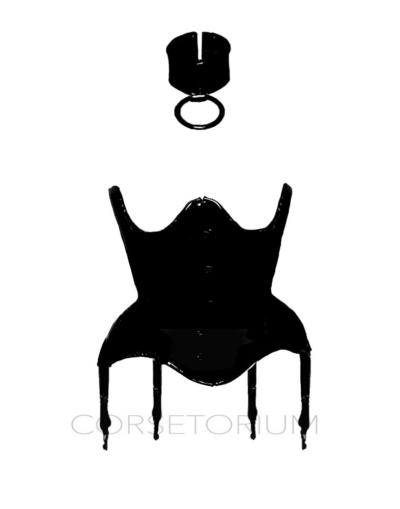Image of DARCELLE CORSET