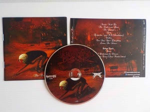 """Image of LACHRIMA CORPHUS DISSOLVENS  """"The truth is out there"""" CD"""