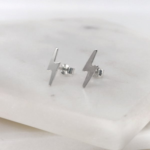 Image of Lightning Earrings