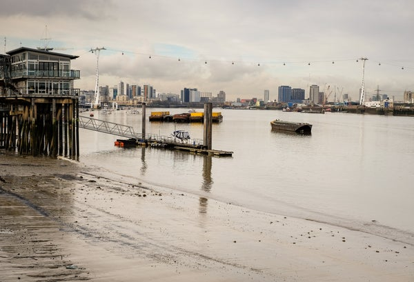 Image of Greenwich Yacht Club - Colour Print