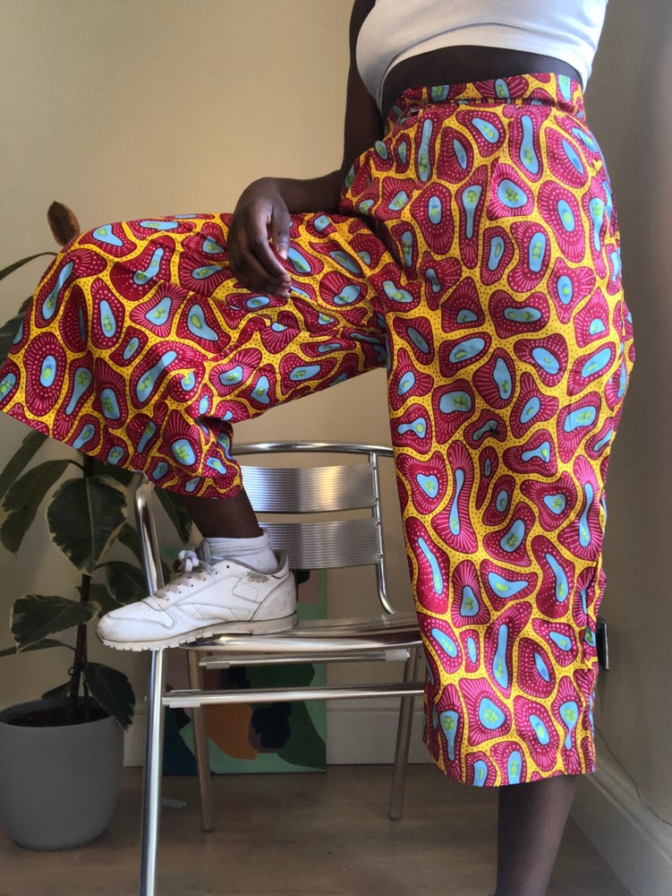 Image of Lusaka culottes