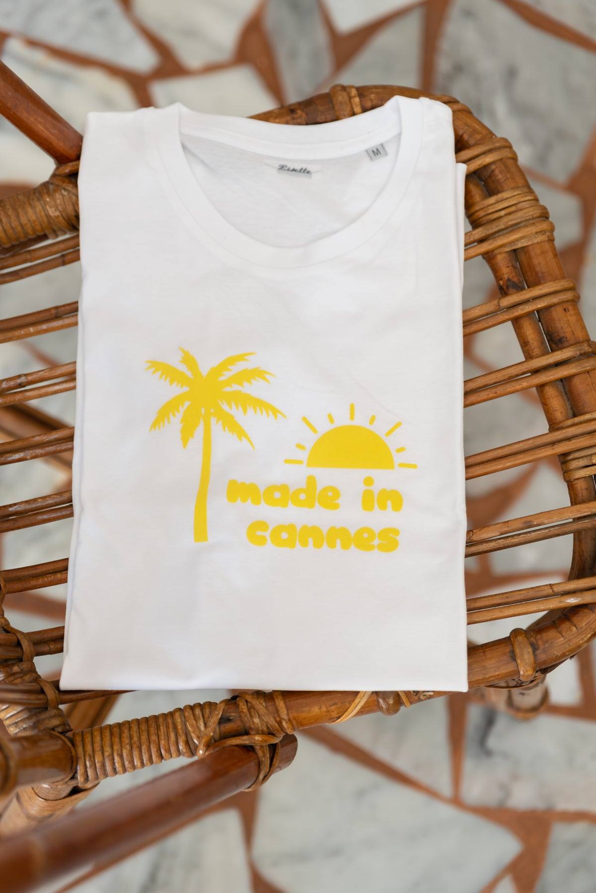 Image of Tee-shirt made in cannes
