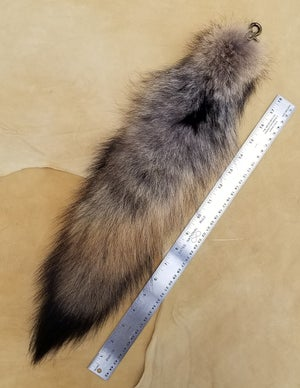 Image of Canadian Wolf Tail