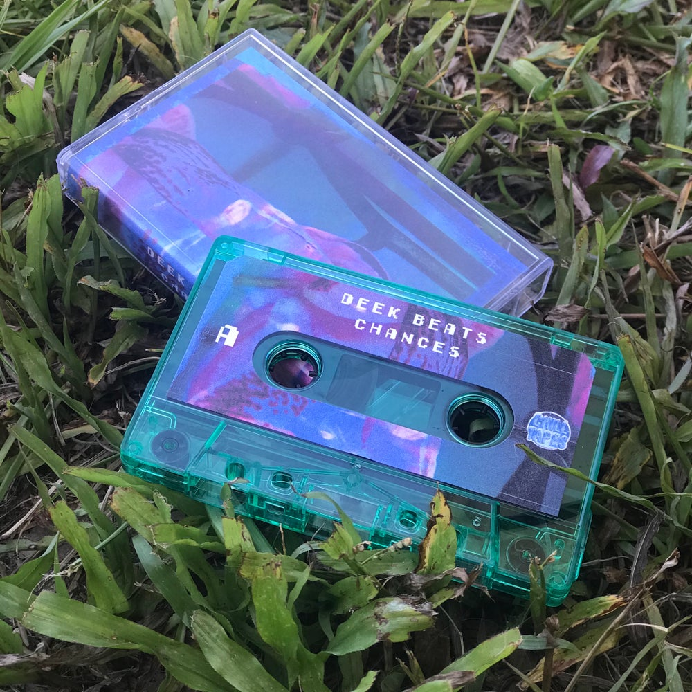 Image of Deek Beats - chances [limited cassette]