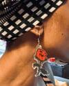 RoseFist Earrings