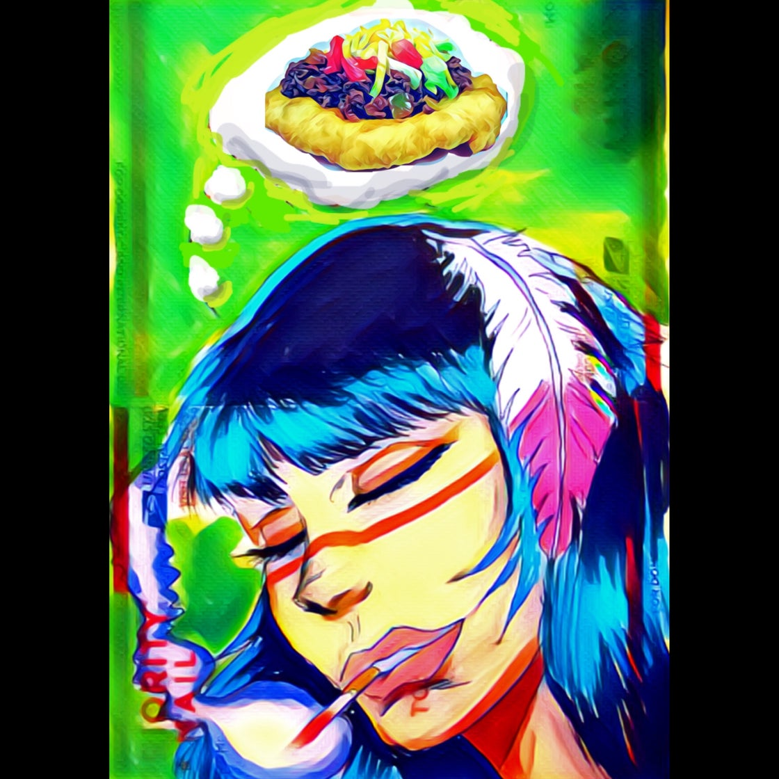 Image of Indian Taco Daydream