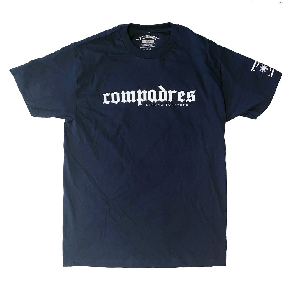 Image of Compadres -Navy Blue