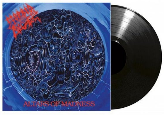 Image of ALTARS OF MADNESS (Signed!)