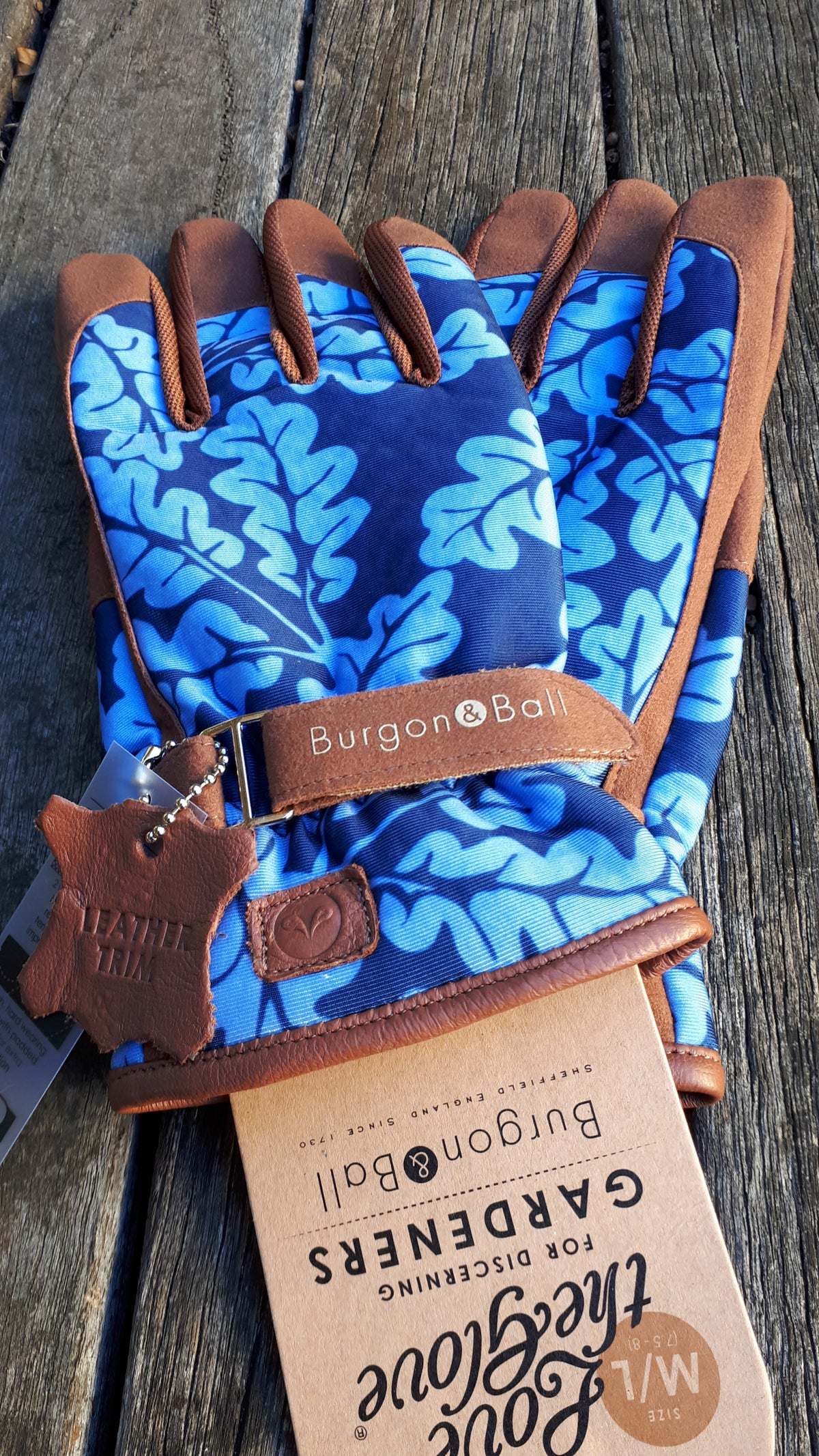 Image of Burgon & Ball Gardening Gloves