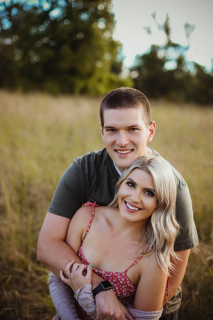 Image of Reserved for Mikaela - Couples Fall Session
