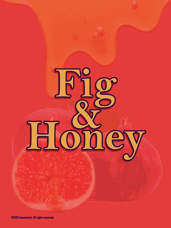 Image of Fig & Honey - Fragrance Body Oil