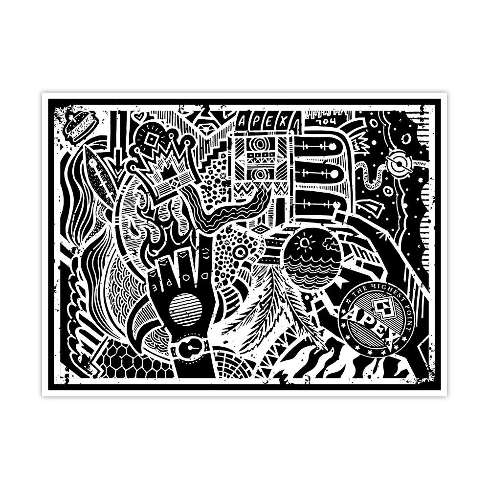 Image of Sketch Series - Print #02