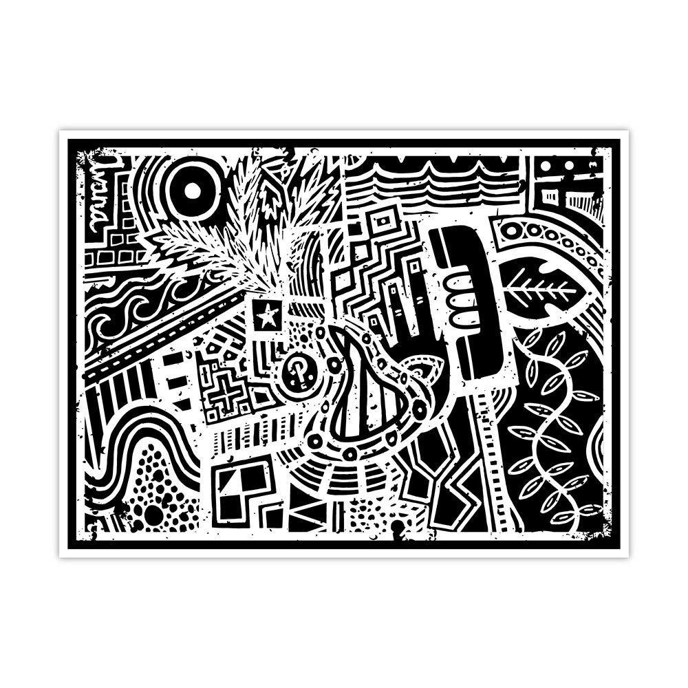 Image of Sketch Series - Print #03