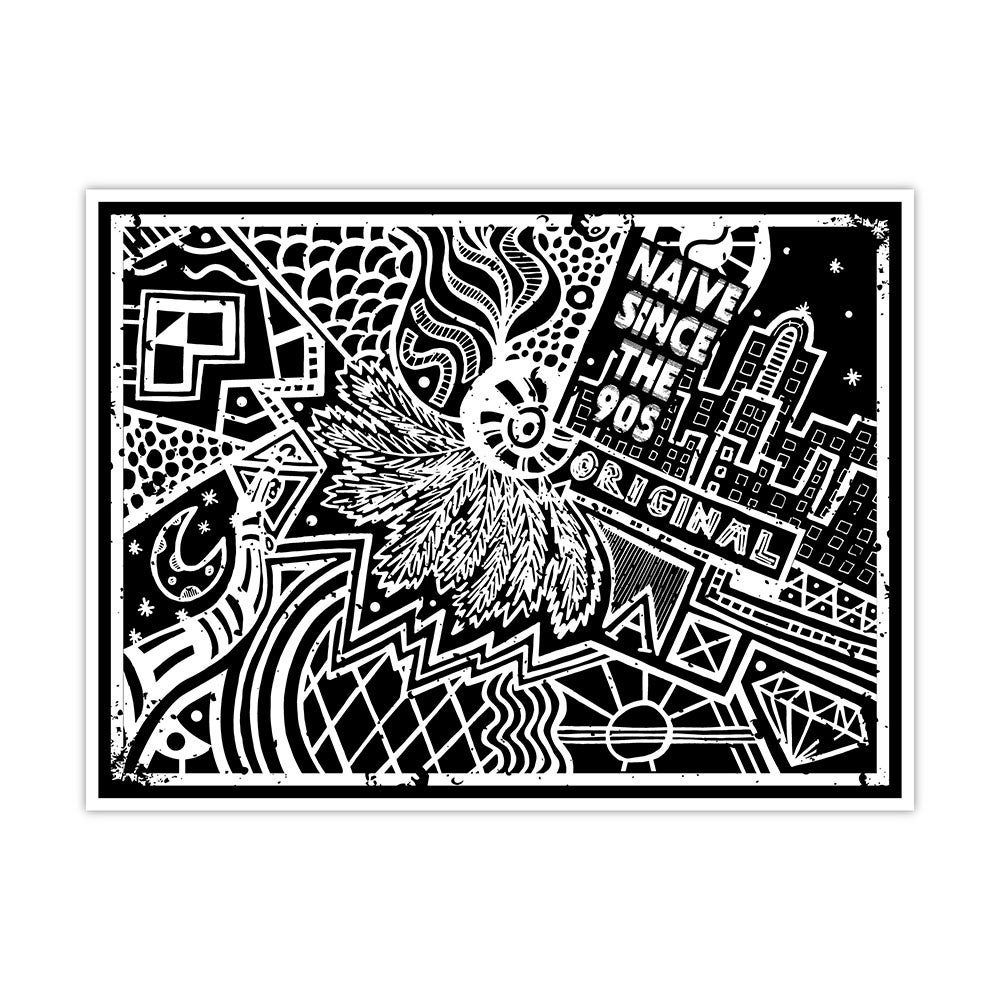 Image of Sketch Series - Print #04