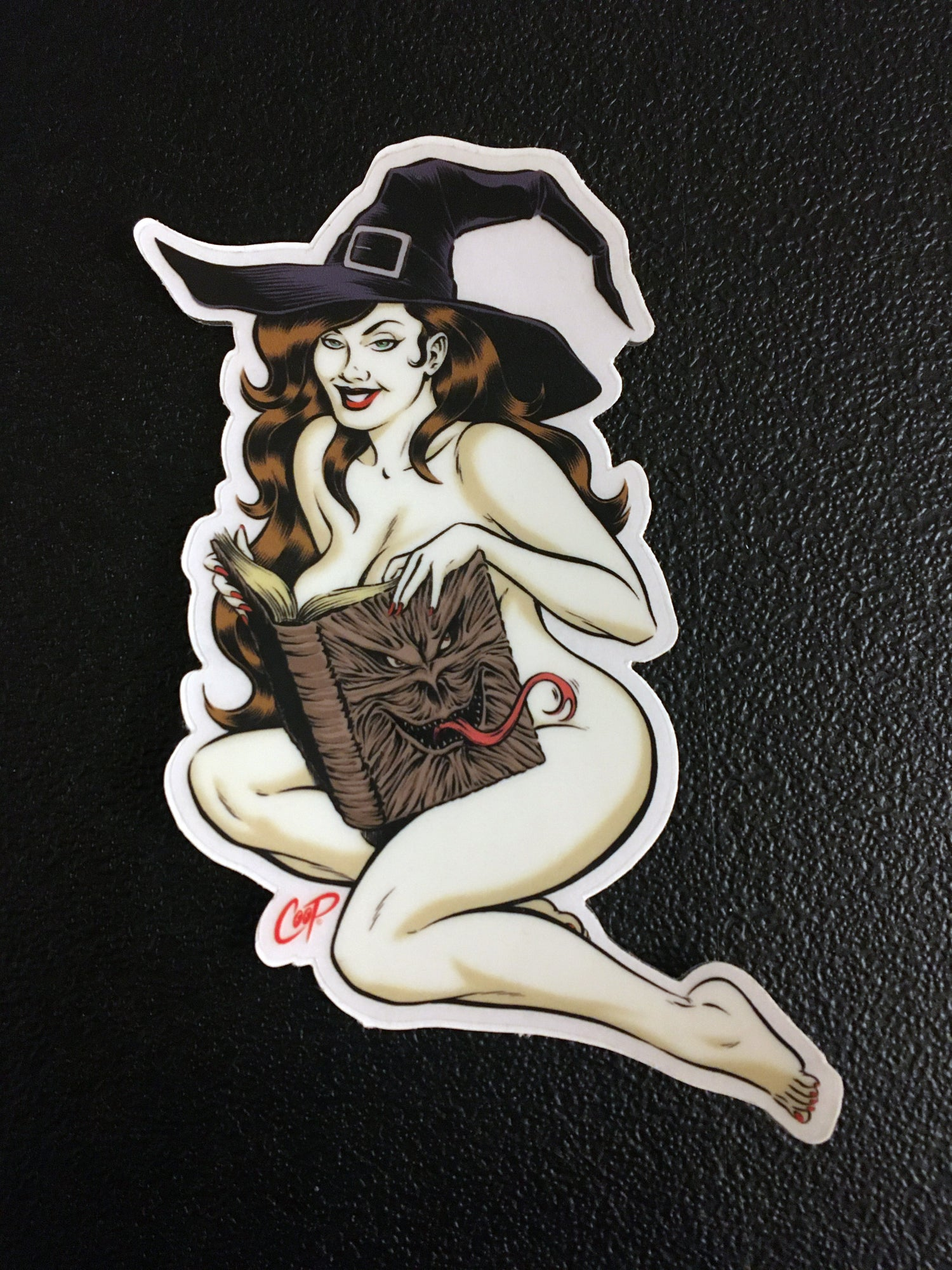 """Image of COOP Sticker Pack #12 """"Witches"""""""