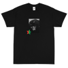 Panther Star Black T Shirt