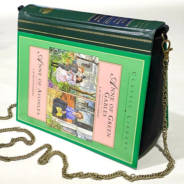 Image of Anne of Green Gables & Anne of Avonlea Book Purse