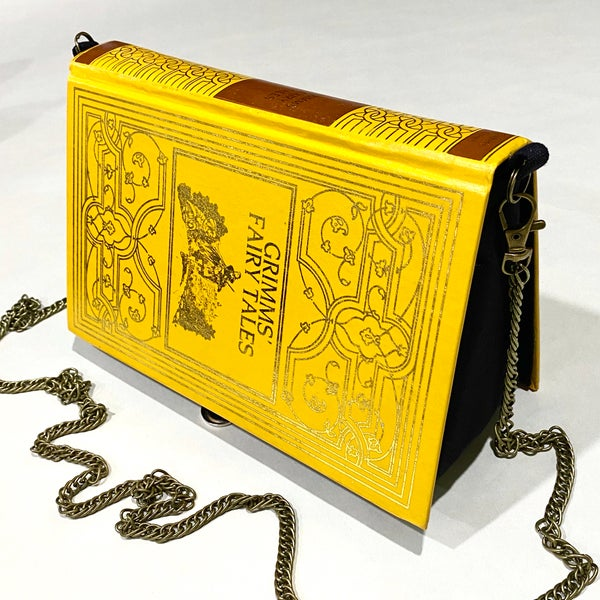 Image of Grimms Fairytales Book Purse