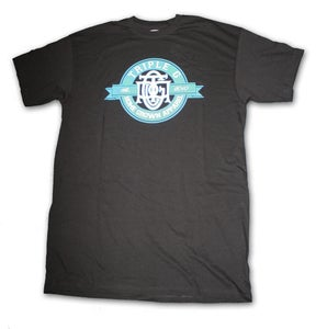 Image of Logo Tall-T Black-Blue/White