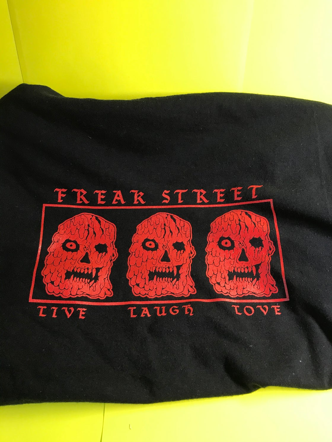 Image of LIVE LAUGH LOVE Shirt