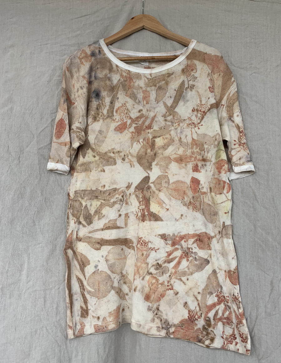 Image of Eco- Dyed T-Shirt Large