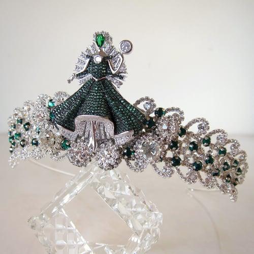 Image of Emerald City tiara