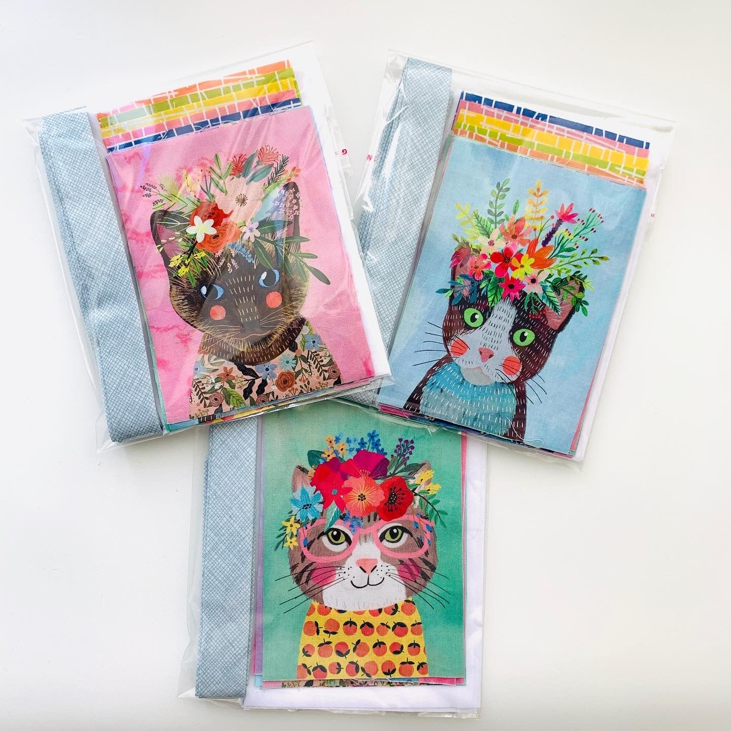 Image of Bunting Kit - CATS