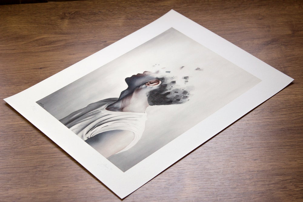 Image of Depleted - Limited Edition Prints - SMALL