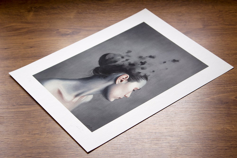 Image of Abandon - Limited Edition Prints - SMALL